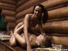 Ulianka`s been looking forward to the camping trip with her boyfriend coz that playgirl knows it will be an all night fuck-fest. That Honey can`t await to get him alone in the woods, so they can run around nude and fuck like animals. And when this guy is fucking her twat hard, this playgirl can screech as loud as this playgirl wants 'coz there`s no one around for miles to hear her!